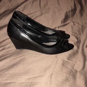 Cato wedge shoes